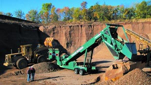 Powerscreen Commander 1400