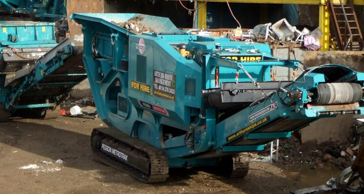 Powerscreen Metrotrak