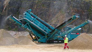 Powerscreen Chieftain Range